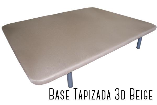 base tapìzada gris beige